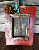 Caja De Amor Memory Box in Red