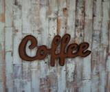 Coffee Metal Wall Art