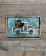 Junk Truck Wall Art