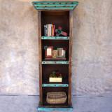 Cecilia Rustic Bookcase