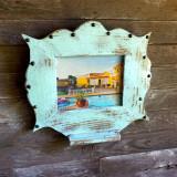 Laredo  Rustic Belt Buckle Display