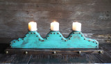 Los Valles Candle Holder