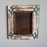 Cactus Picture Frame 8x10