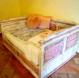 Mia Rustic Day Bed
