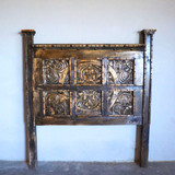 Tatiana  Hand Carved Headboard