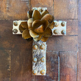 Cowhide Mini Cross