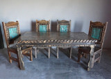 Torreon Dining Table + 6 Chairs