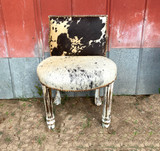 Dolores Cowhide Chair