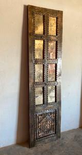 Hiram  Door with decorative glass