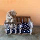 Jebby Dog Bed