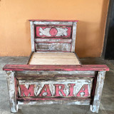 Personalized  Childs Bed