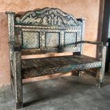 Gardenia Bench