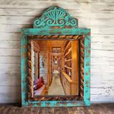 Agave Vanity Mirror