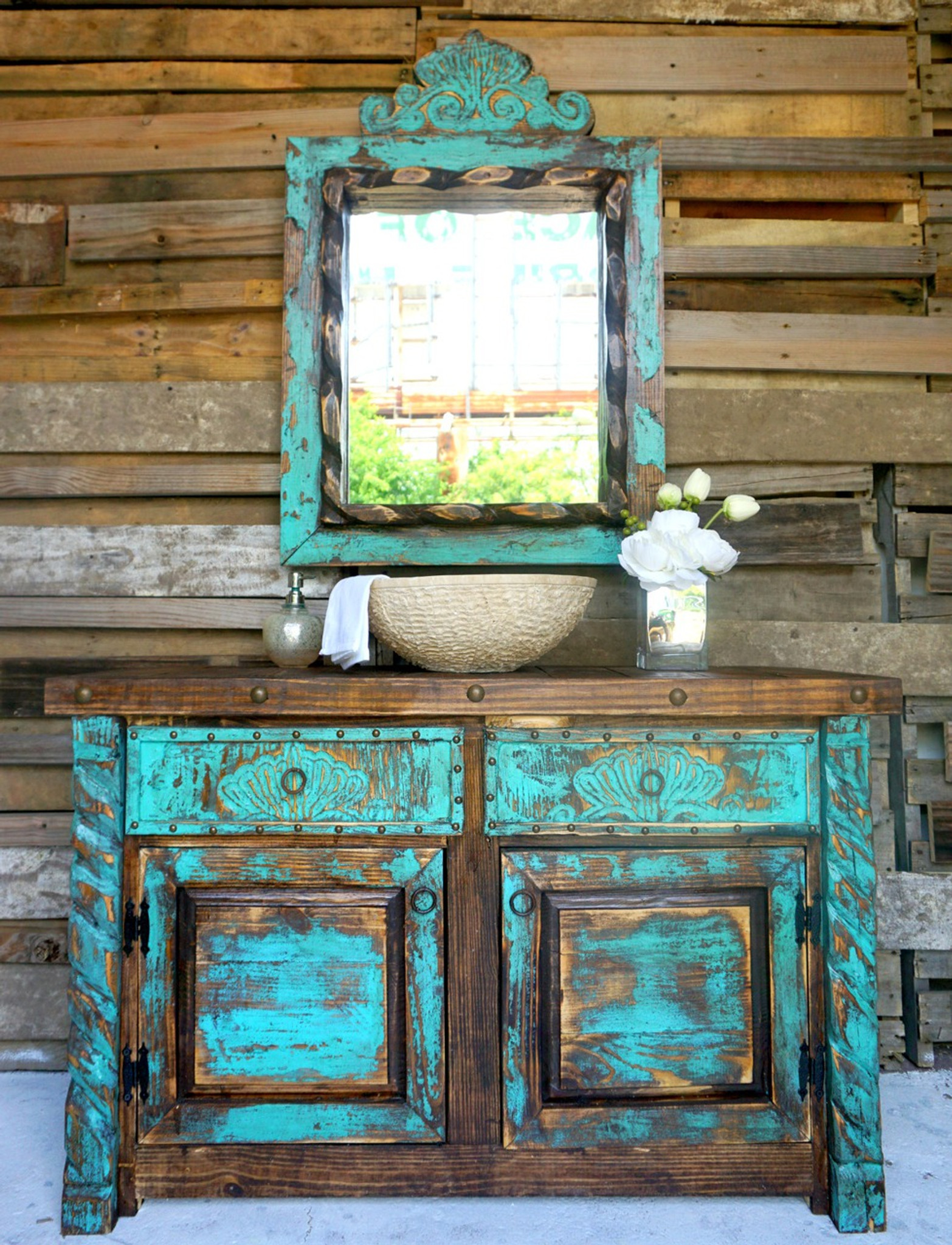 Agave Bathroom Vanity Sofia S Rustic Furniture