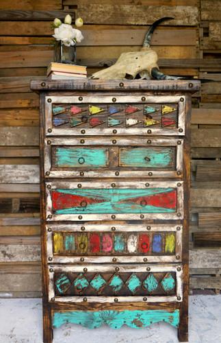 Aztec Dresser