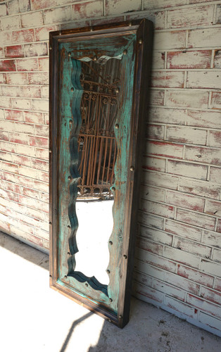 Fringe Dressing Mirror