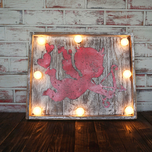 Cupid Love  Wall Art