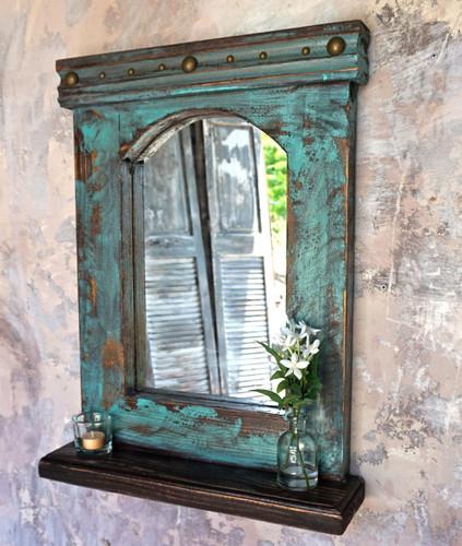 Esteban Mirror shelf