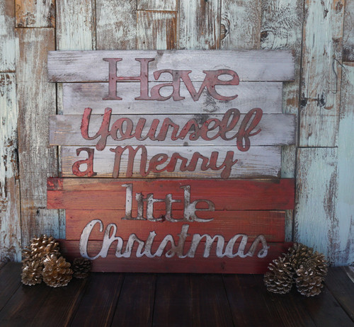 Have yourself a Merry Christmas Wall Art