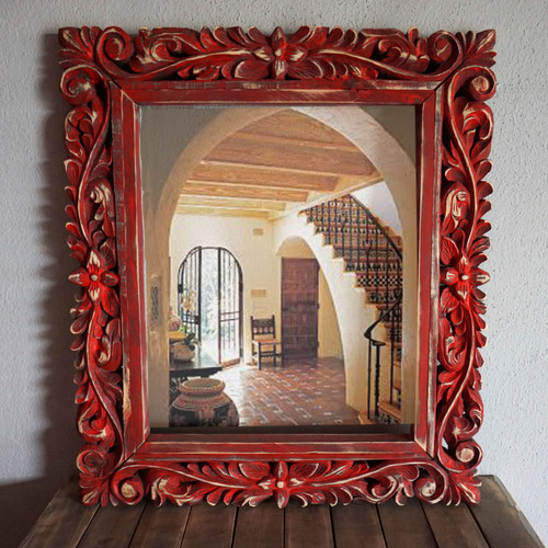 Conchita Square  Mirror