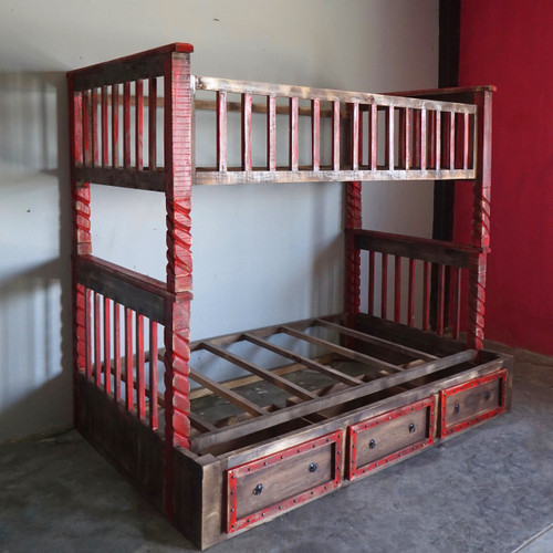 Rope 'Em Bunk Beds