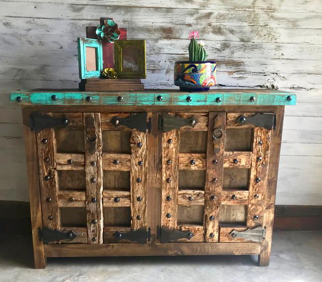 Gabriela Cross Buffet Sofia S Rustic Furniture