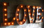 """LOVE Marquee Letters 36"""""""