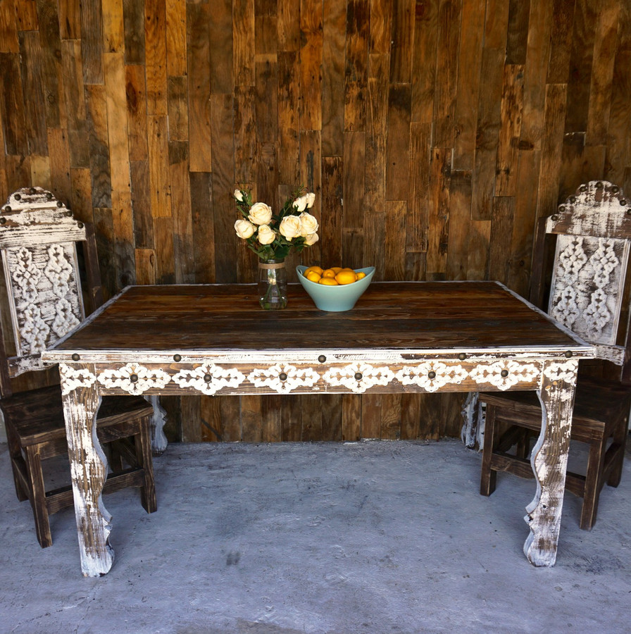 Francesca Dining Table & Chairs