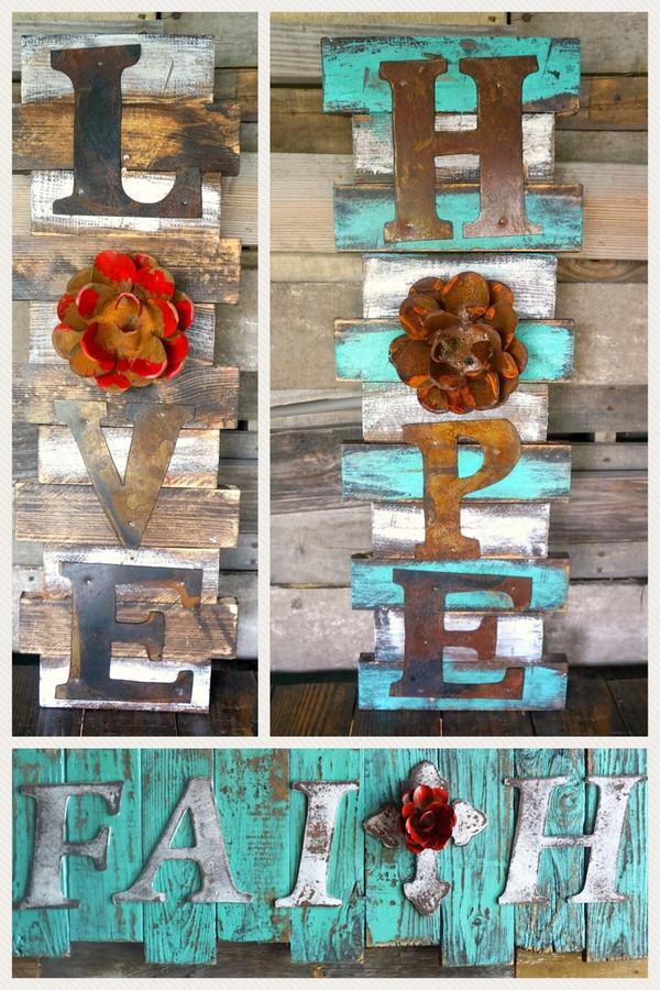 Love, Hope, Faith Trio