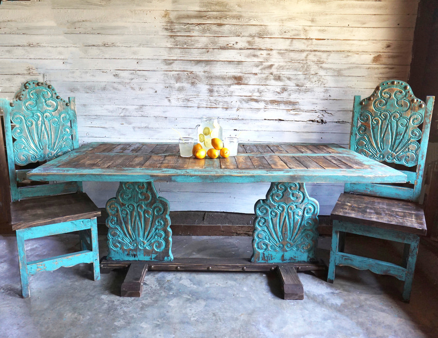 Chapala Dining Table+chairs