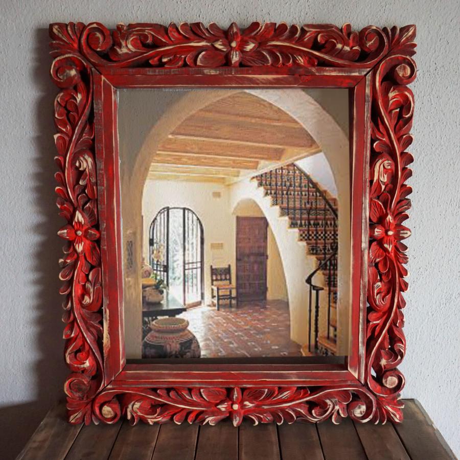 Conchita Rectangle  Mirror