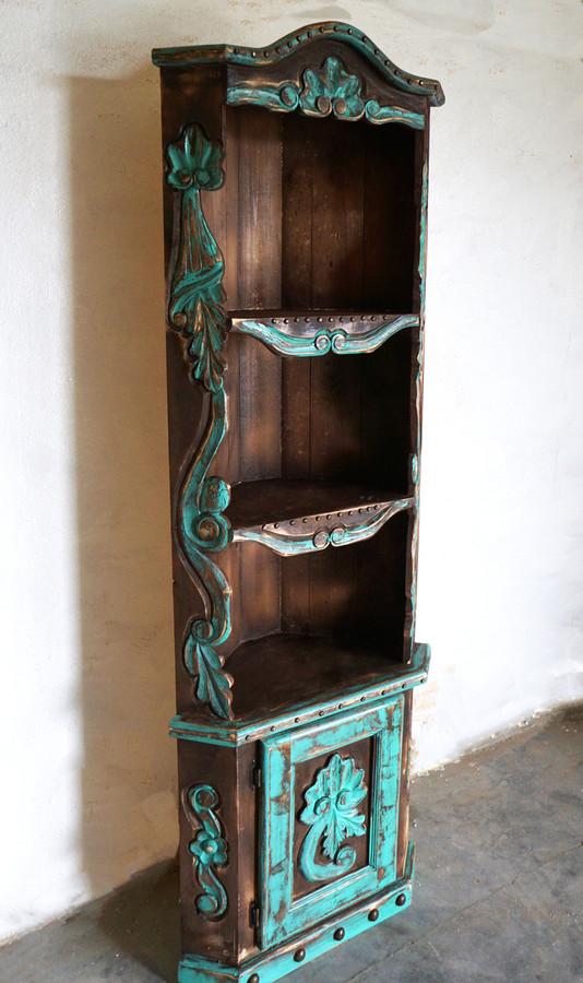 Conchita Corner Cabinet