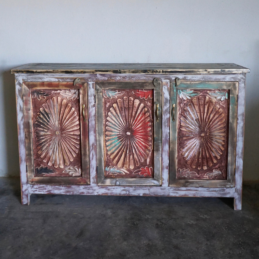 Sol Hand Carved Buffet