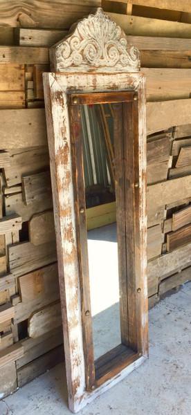 Agave Medium Floor Mirror