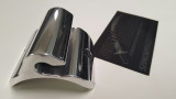 Convertible Billet Visor Clip for 1971 - 1976 B-Body GM Models