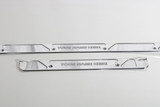 4 door Billet Door Jamb Sills - 1977 - 1990 B-Body GM Models