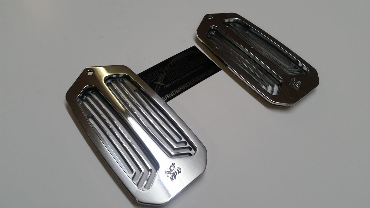 A-Body Door Jamb Vents 1968-1972 GM Models