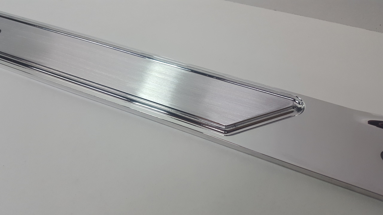 Billet A-Body Door Sills 1968-1972