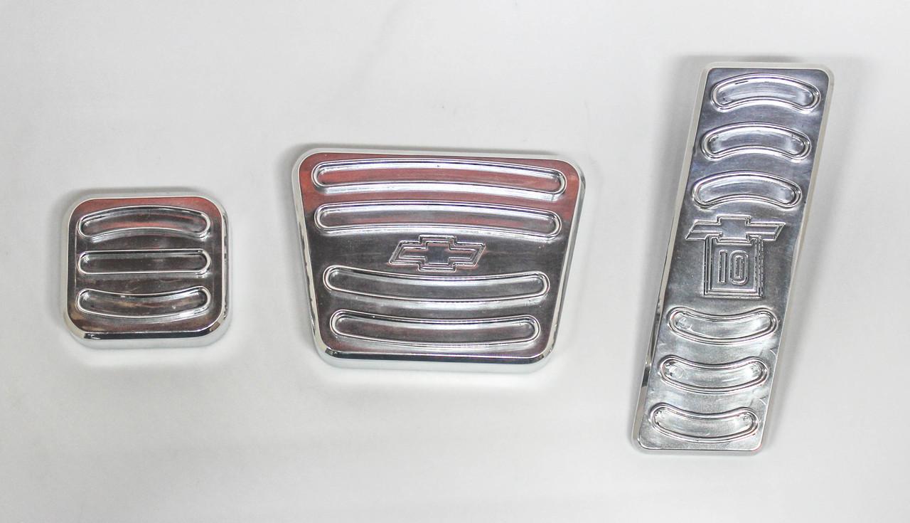 1971 - 1972 Chevrolet C-10 Truck Billet Pedals