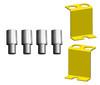 BENDPAK  XPR-10A-LP Low-Pro Arm Design, Dual-Width, 10,000 Lb. Capacity