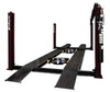 CHALLENGER 44018 4 Post 18,000 LB Lift - Rolling Bridge Jacks Not Included