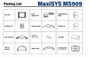 AUL-MS909 MAXISYS TABLET WITH MaxiFLASH VCI