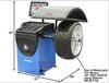 Atlas® WB41 Self-Calibrating Computer Wheel Balancer