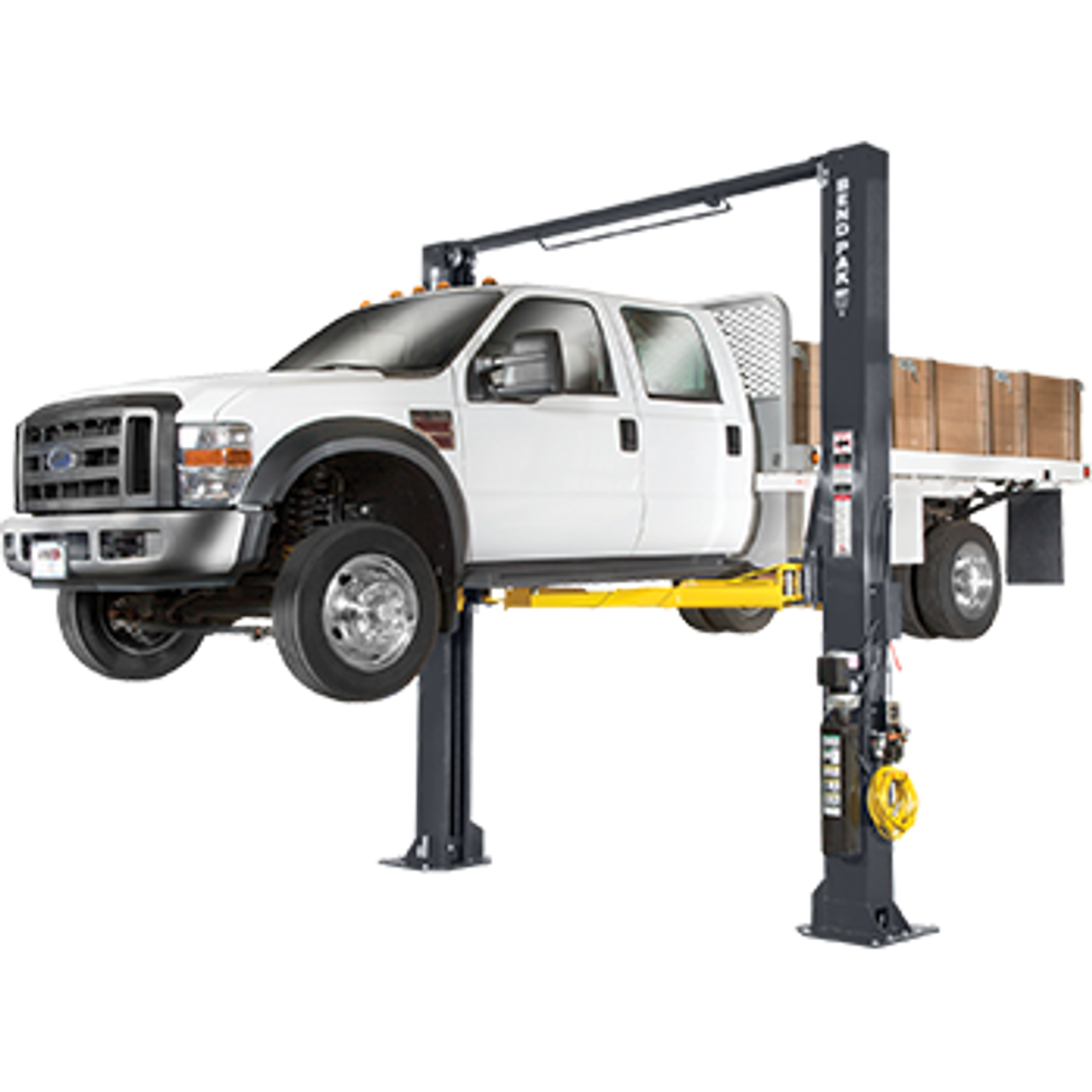 BENDPAK  XPR-12C-192 Extra Tall, 12,000 Lb. Capacity Two Post Lift