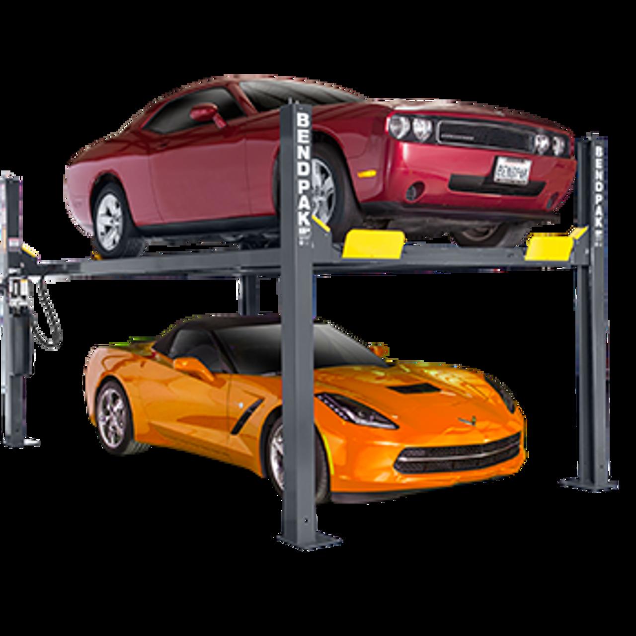 BENDPAK HD-9 (M) 9,000-lb. Capacity Standard Width Car Lift