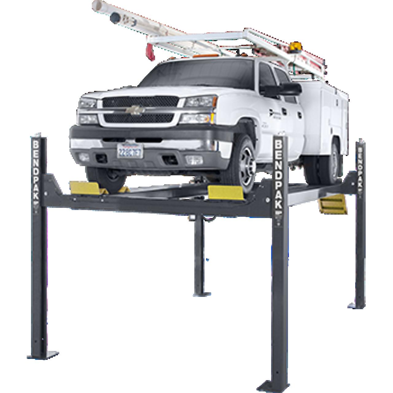 """BENDPAK  HD-14T 14,000-lb. Capacity Tall Lift / 82"""" Rise Car Lift"""