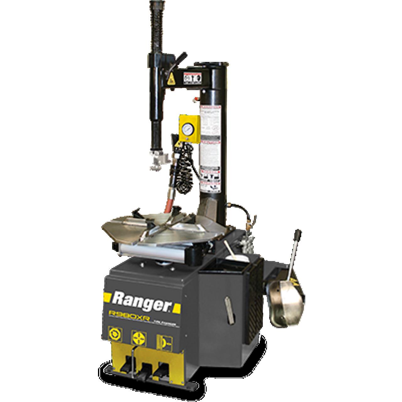 """RANGER R980XR NEXTGEN™ Swing-Arm 25"""" Tire Changer"""
