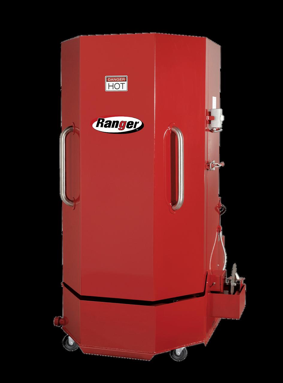 RANGER RS-750 Truck Spray Wash Cabinet with Skimmer