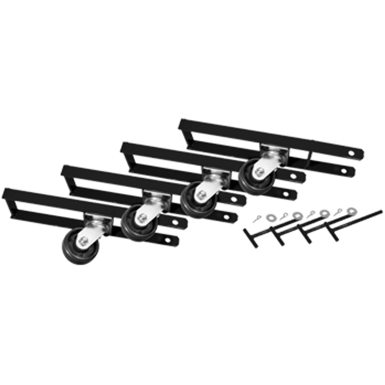 BENDPAK Caster Kit Portable Wheel Kit for HD-9 Series