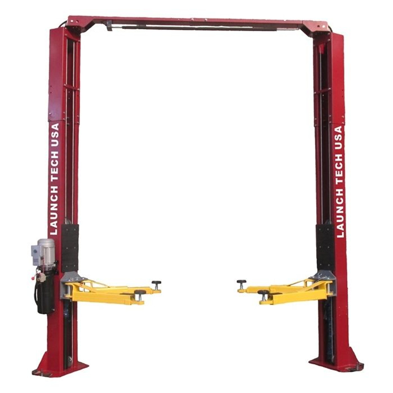 LAUNCH TLT240SC-R Asymmetric 2 Post Lift